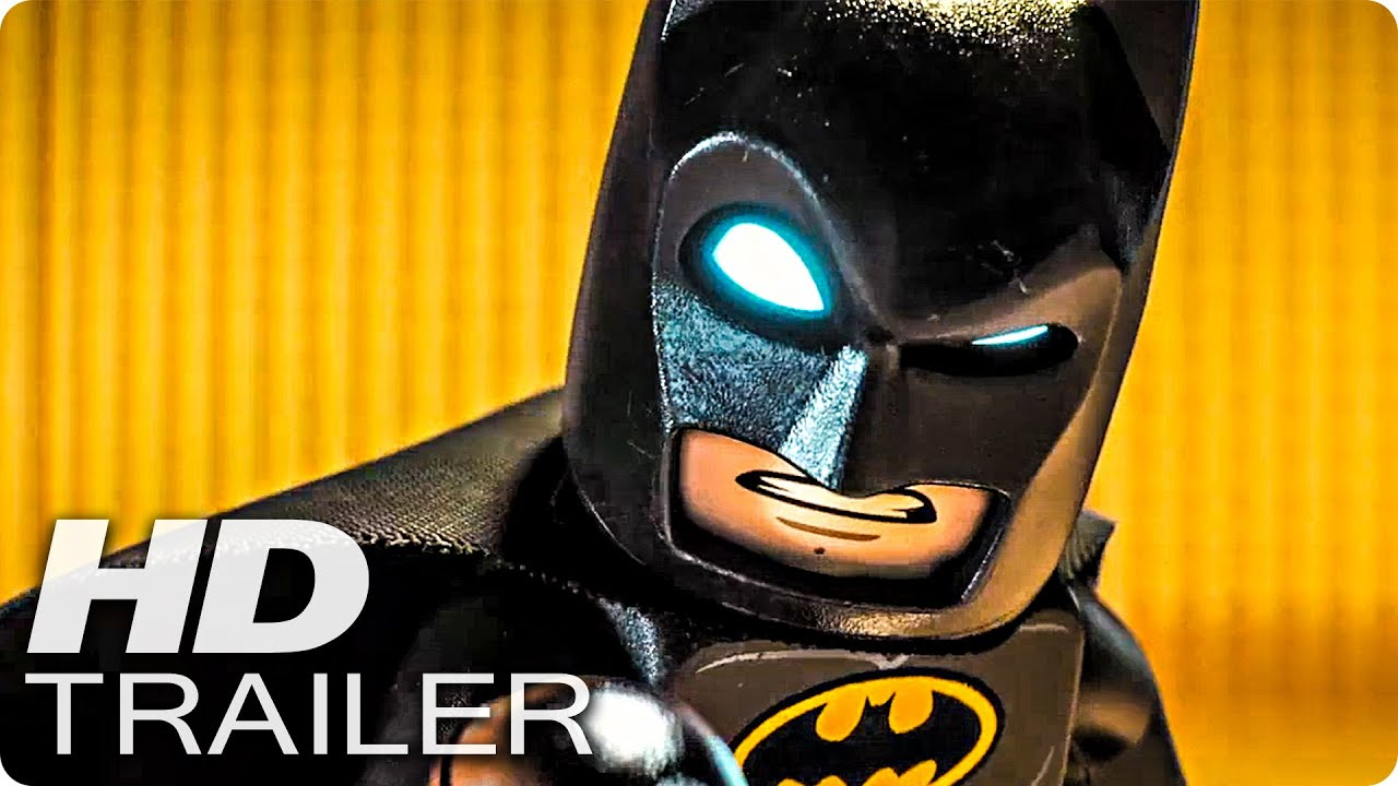 Lego Batman Movie Deutsch
