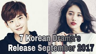 Video 7 Drama korea yang tayang september 2017 download MP3, 3GP, MP4, WEBM, AVI, FLV Januari 2018