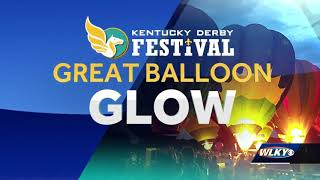 2018 Great Balloon Glow special