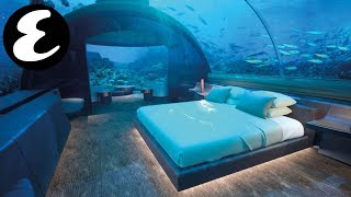 A new Rolex and underwater hotel rooms | Esquire Weekly