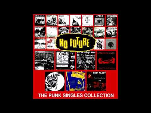 No Future Punk Singles Collection vol 1 (Full Album)