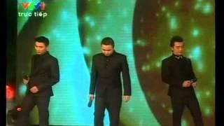 Trao giải phim THVN yêu thích 2010 - Cảm ơn nhé tình yêu - Nhóm Artista