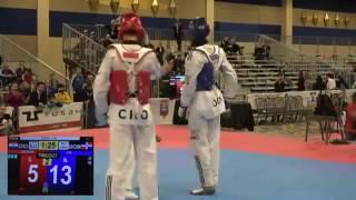 2017 U.S. Open [FINAL] [- 63 kg]  Luisito Pie (DOM) vs. Deni Rasik (CRO)