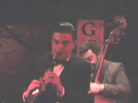 Emanuele Urso's Clarinet - The King of Swing is Back!