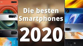 Die besten Smartphones 2020: Unsere Bestenliste und Testsieger!