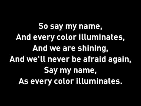 Florence + The Machine - Spectrum (Lyrics)