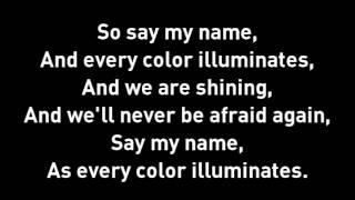 Florence + The Machine - Spectrum (Lyrics)