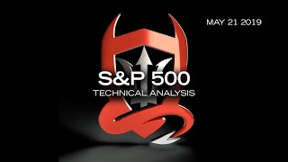 S&P 500 Technical Analysis (ES) : Trade War Leads to Fib Fight...  [05.21.2019]