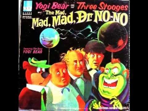 Yogi Bear And The Three Stooges Record