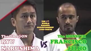 成嶋 竜(日本) Ryu Narushima vs フランシスコ・フィリオ(ブラジル)...