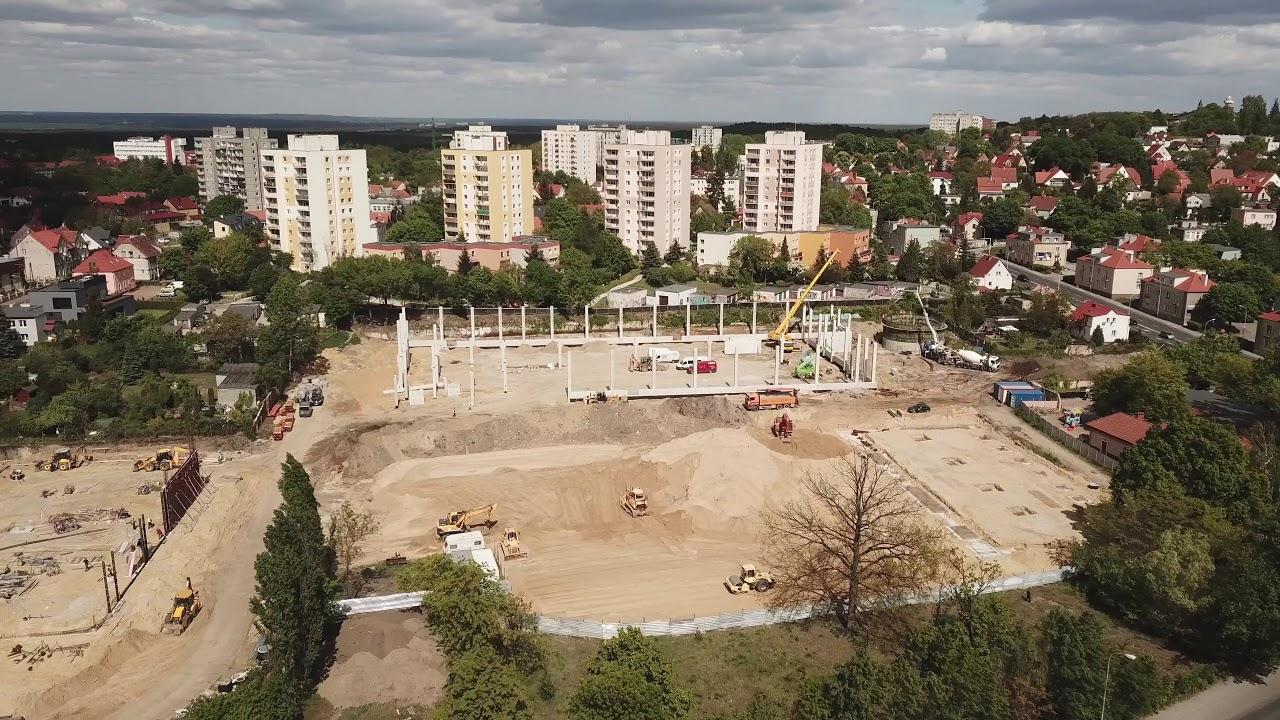 Handlowe inwestycje przy Wrocławskiej.