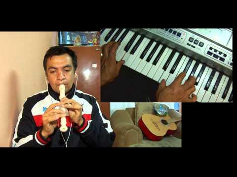 Jose alfredo jimenez Muy Despacito Flauta