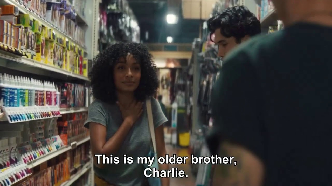 Download The Sun is also A Star - Funny scene (Daniel & Charlie)