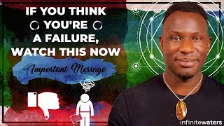 FAIL YOUR WAY TO SUCCESS (Law of Attraction) Important Message