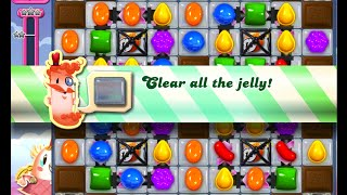 Candy Crush Saga Level 878 walkthrough (no boosters)