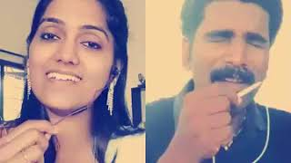 Aagaya Vennilavae Smule Karaoke by Shine Kumar and Bairavi Gopi