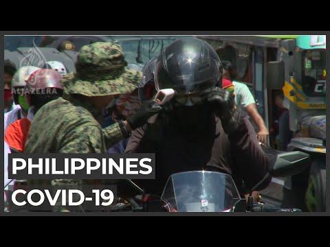 Philippines closes in