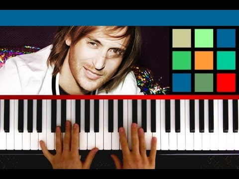 "Piano without you piano chords : How To Play ""Without You"" Piano Tutorial / Sheet Music (David ..."