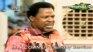 SCOAN 08/02/15: SERMON: MEDITATION (THE WORD & THE SPIRIT) By TB Joshua. Emmanuel TV
