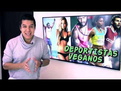 DEPORTISTAS VEGANOS   Comer Vegano, y más...