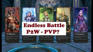 Endless Battle - Honest Review and Game Play