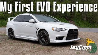 Mitsubishi Evo X Final Edition Review (My First EVO Experience) (JDM Legends Tour Pt. 24)