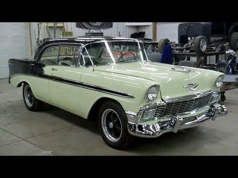 1956 Chevrolet Bel Air Restoration Project