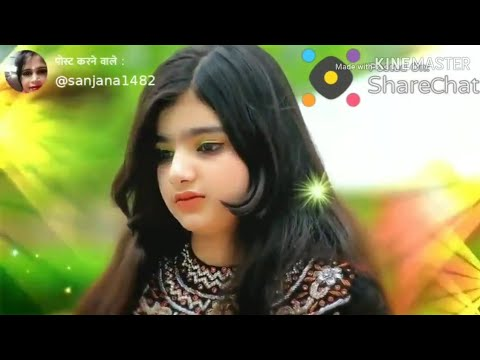 Chand Ki Chandni Aasman Ki Pari Mixing Status Video