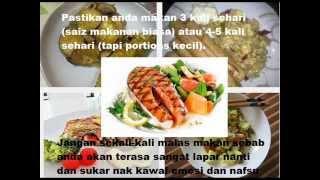 Panduan Diet Atkins