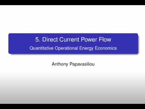 LINMA2415 Lecture 3: Graph Laplacian, Direct Current Power Flow