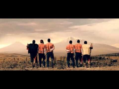 Armenian Folk / Patriotic Songs Mix 2016