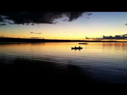Kanutour Foxen 2014 (Schweden - Dalsland, Lennartsfors)