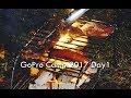 GoPro Camp Day1-3 キャンプでステーキ!薪割、焚火、バーベキュー。