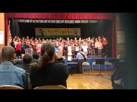 SARAHWORLD - 2014 Israel Putnam School Event 3
