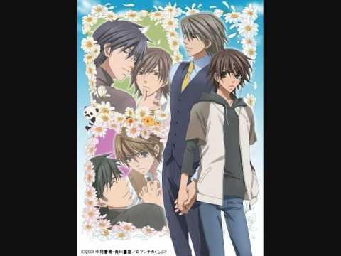 Junjou Romantica Opening Kimi Hana [Full Opening & Lyrics]