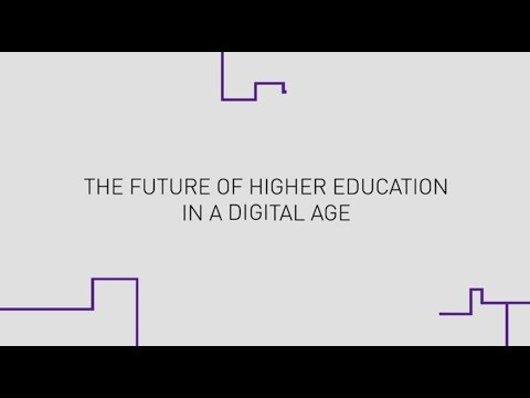 The Future of Higher Education in a Digital Age - Introduction