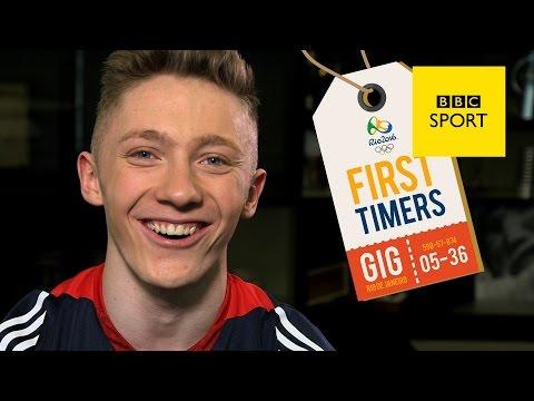 Olympics First Timer: Gymnast Nile Wilson - Olympic Games Rio 2016 - BBC Sport