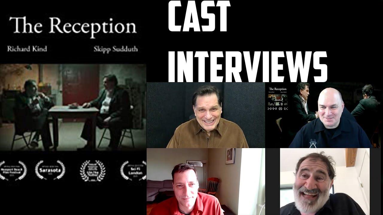 Cast interview, from Vegas