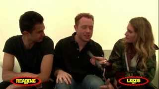 Bombay Bicycle Club | Interview | Reading & Leeds Festival 2012