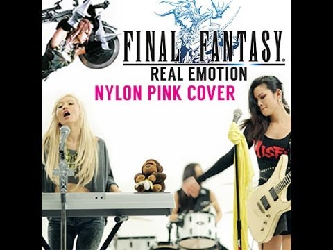 Final Fantasy - Koda Kumi - Real Emotion (@NylonPink Cover) - Final Fantasy