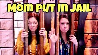 MOMS GO TO JAIL!   PARENTS VS PARENTS W/ THAT YOUTUB3 FAMILY