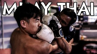 THEY BROKE ME! | Muay Thai Training Camp in Bangkok #1