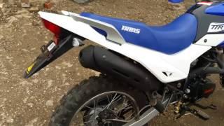 первый обзор мотоцикла IRBIS TTR 250R