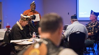 San Antonio revitalization shows veterans what Legion can do for them