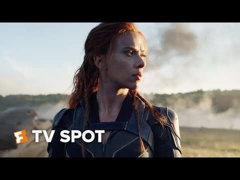 Black Widow TV Spot - Let's Go (2021) | Movieclips Trailers