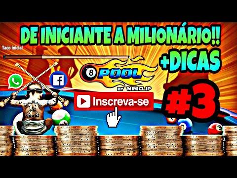 8 BALL POOL- DE INICIANTE A MILIONÁRIO, RUMO A JAKARTA #3( YT SEM CUTHARRA)