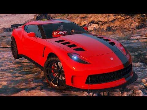 FERRARI 812 SUPER FAST IN GTA ONLINE - Grand Theft Auto 5 Multiplayer - Part 558