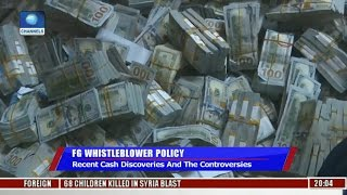 Sunday Politics: Recent Cash Discoveries And The Controversies Pt 1
