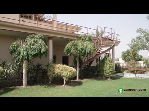 FARM HOUSE FOR SALE IN DEFENCE VIEW HOUSING SOCIETY, MUZAFARABAD MULTAN