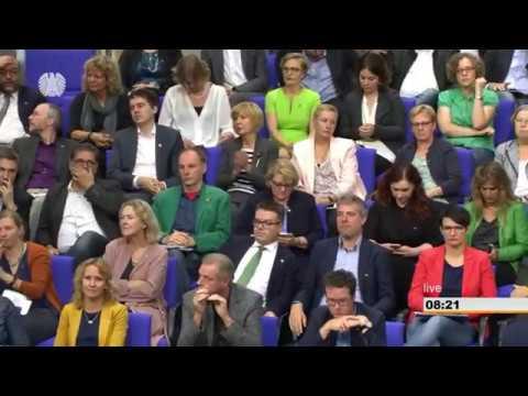 Bundestag: Mehrheit Stimmt Für Die